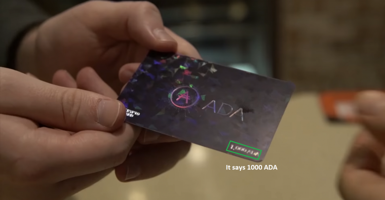 Cardano Partners Metaps Launching New Crypto Card