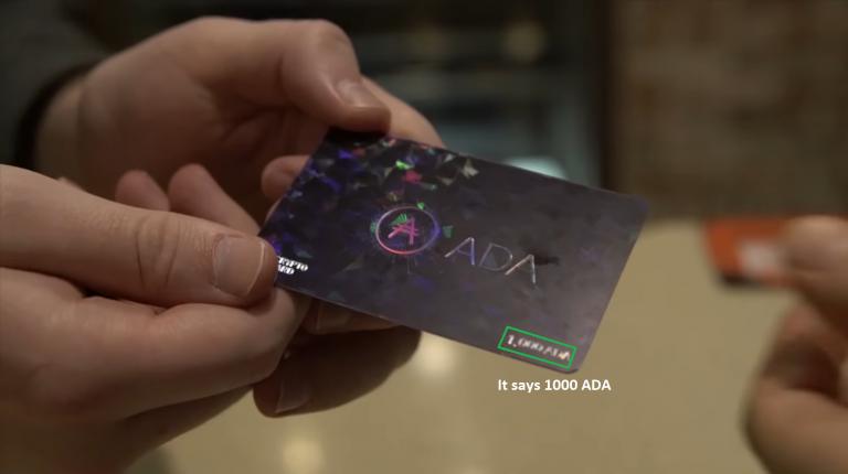 Cardano Partners Metaps Launching New Crypto Card