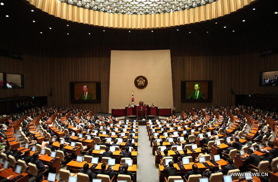 The National Assembly Debates On Regulations With Seven Crypto Exchanges