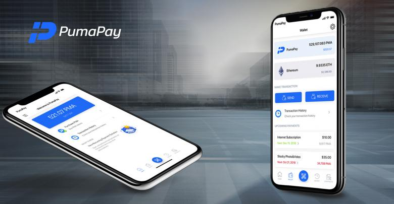 PumaPay Wallet Latest Update Crypto-to-Crypto Conversion