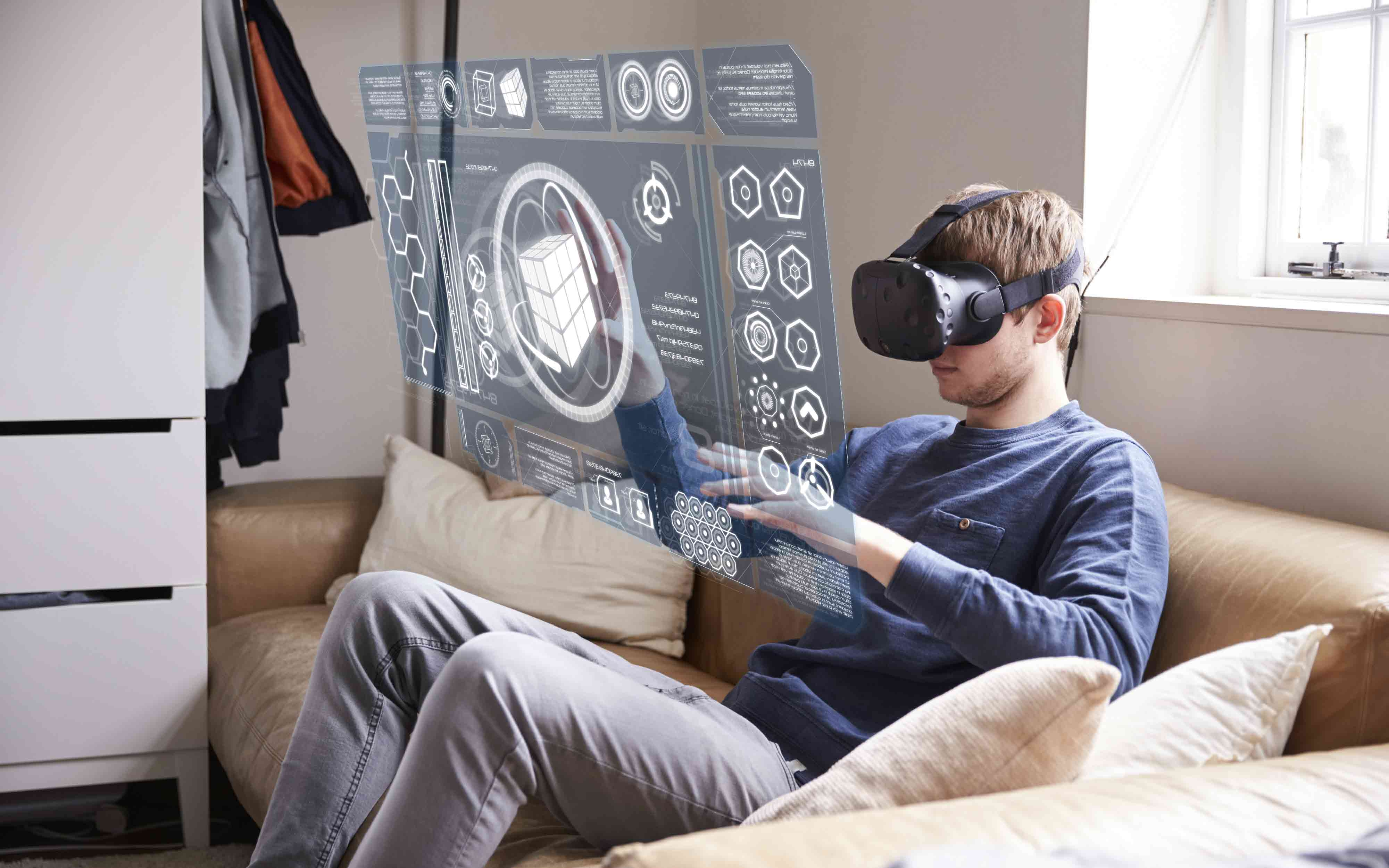 Brian Armstrong VR Sector