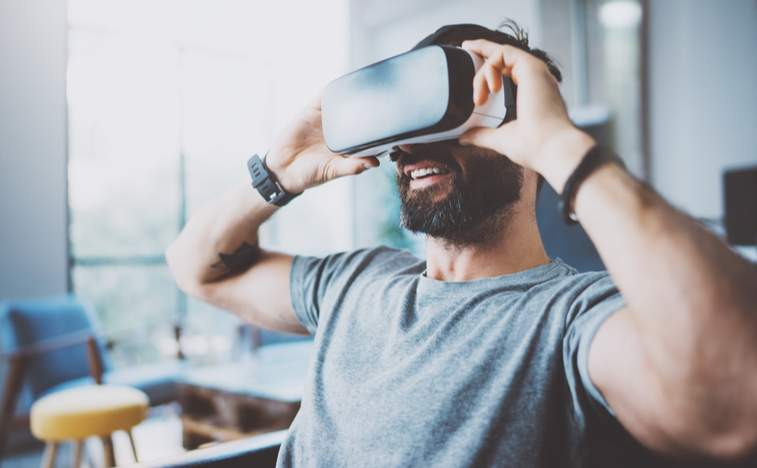 Brian Armstrong Cryptocurrency Uses In VR Sector