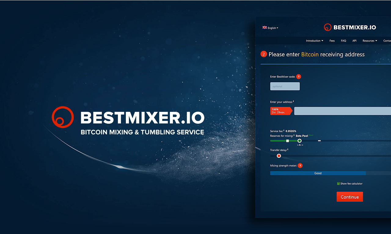 Additional Layer of Security Provided by Deep Web Bitcoin Mixer BestMixer.IO