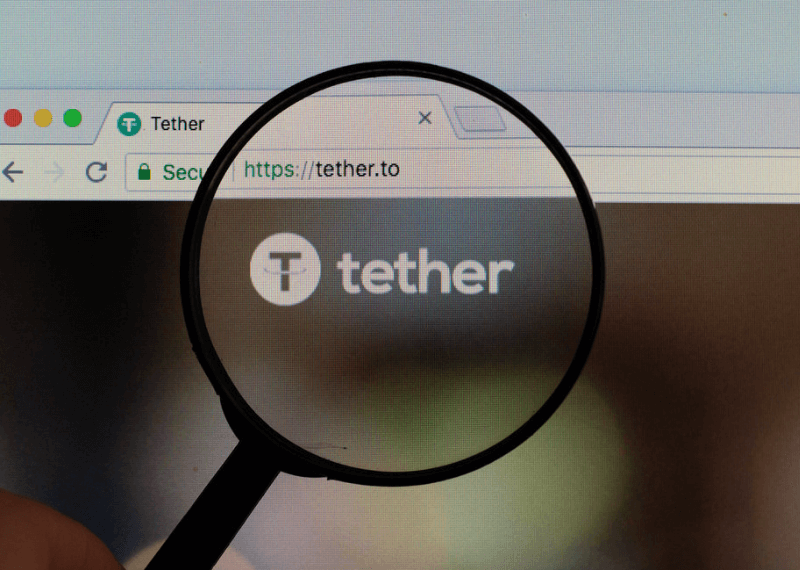 Here Is The Tether Technical Analysis