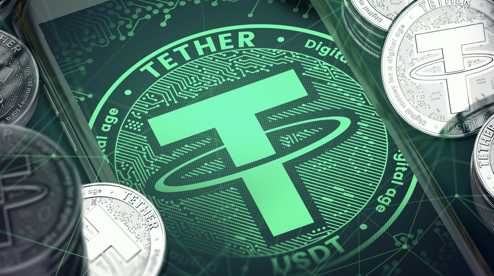While BTC, ETH & LTC Lose Billions, Tether Stands Out