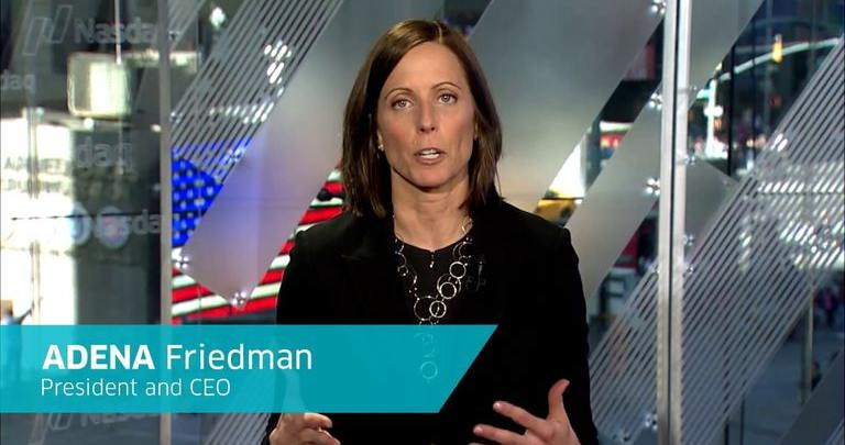 According To Adena Friedman: Crypto Still Seems To Be A Global Currency of Future