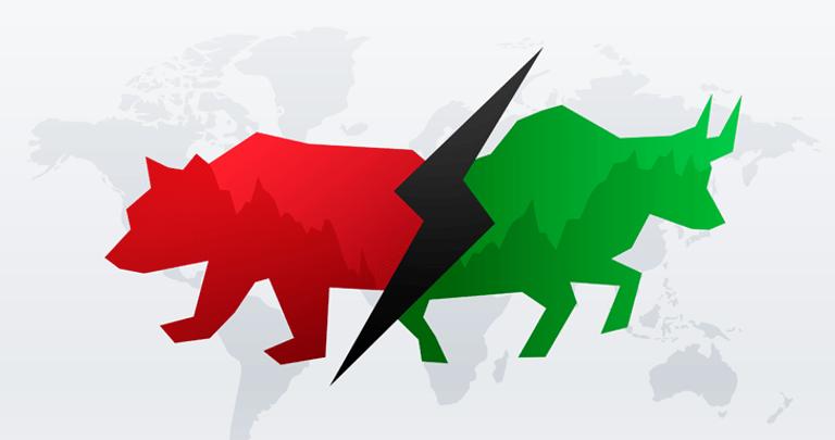Crypto Market Bulls And Bears