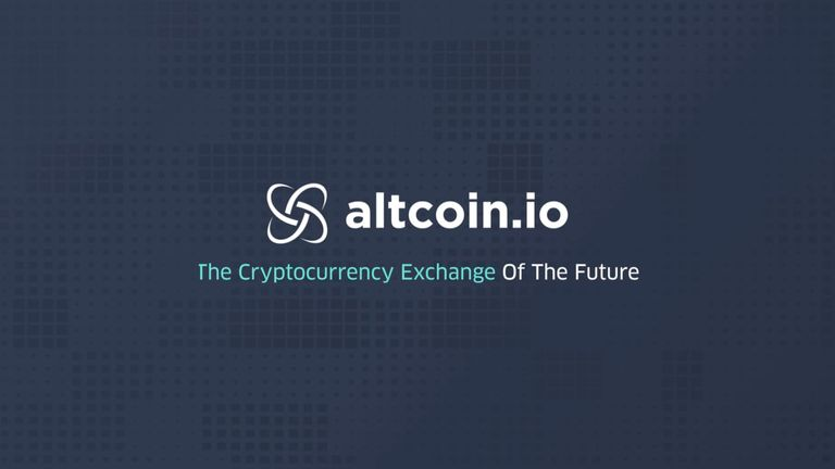 Altcoin.io exchange