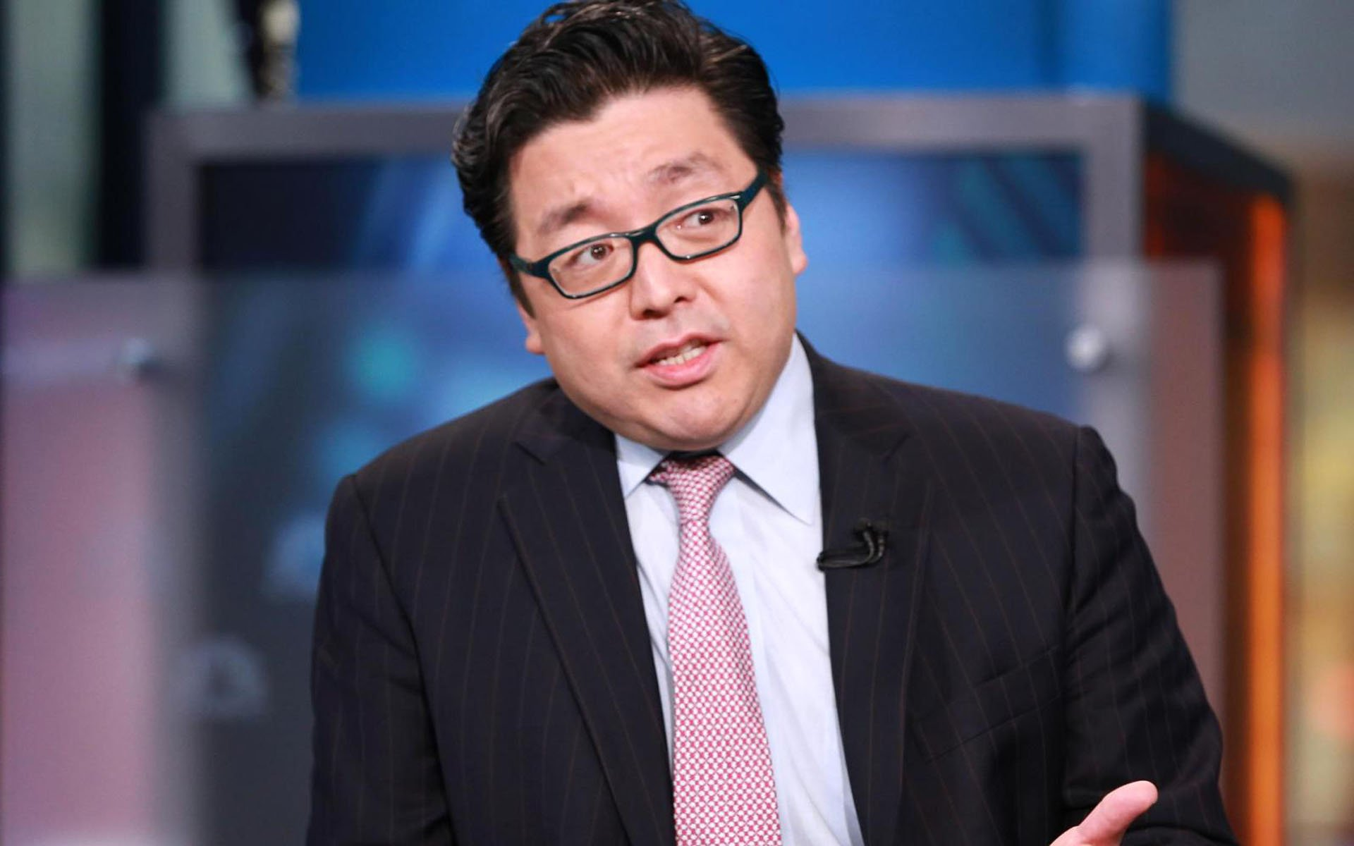 Once Again Tom Lee On National Television Talking About US Stock Market