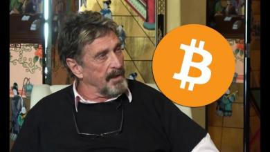 Photo of John McAfee Predicts The Hard Date Of Bitcoin Reaching $1,000,000