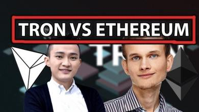 Photo of A Crypto Clash Between TRON Founder And Ethereum Creator
