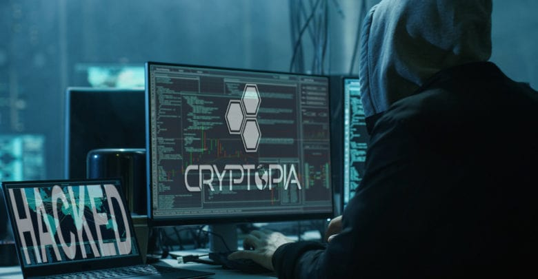 Cryptopia Hack Liquidated Over $3.2 Million Worth On Great Crypto Exchanges