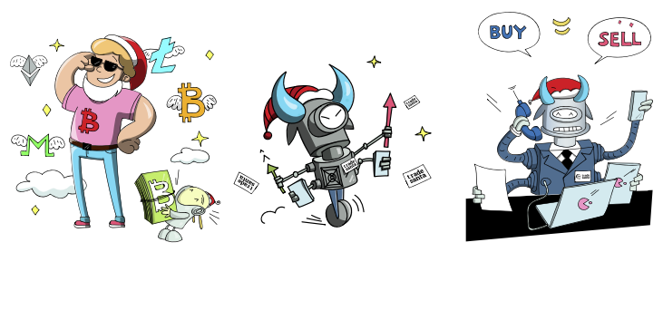 Automate crypto trading