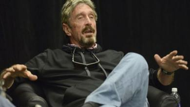 Photo of McAfee Announces a New Privacy Coin Developed by his Team: GHOST