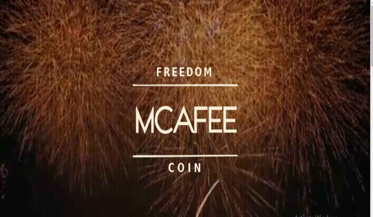 John McAfee  All Set To Release A New Cryptocurrency by 2019 - Freedom Coin