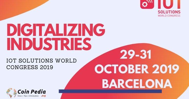 DIGITALIZING INDUSTRIES BARCELONA 29-31 OCTOBER 2019