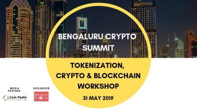 Photo of Bengaluru Crypto Summit – Tokenization, Crypto & blockchain