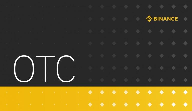 Binance Exchange Announces Basics Of OTC Trading