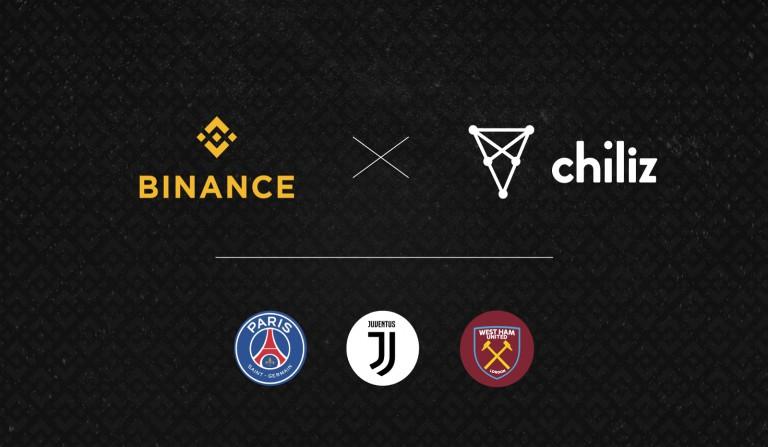 CHILIZ ANNOUNCES PARTNERSHIP WITH BINANCE CHAIN