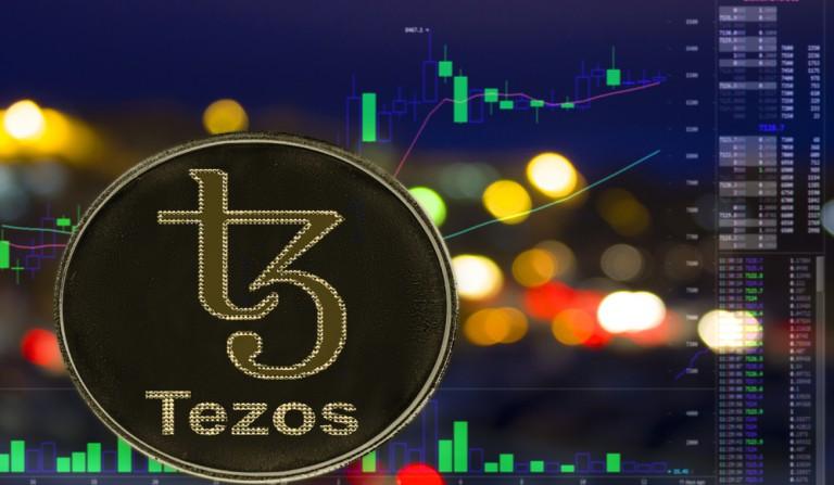 Tezos coin price analysis : XTZ/USD price surged 17% following the Bitcoin bull.
