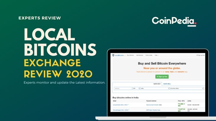 LocalBitcoins Exchange Review 2020: Is it Beginner friendly?
