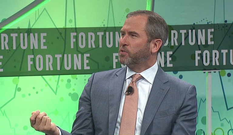 Bitcoin Aren't Competitors — I'm Long BTC - Says Ripple CEO Brad Garlinghouse