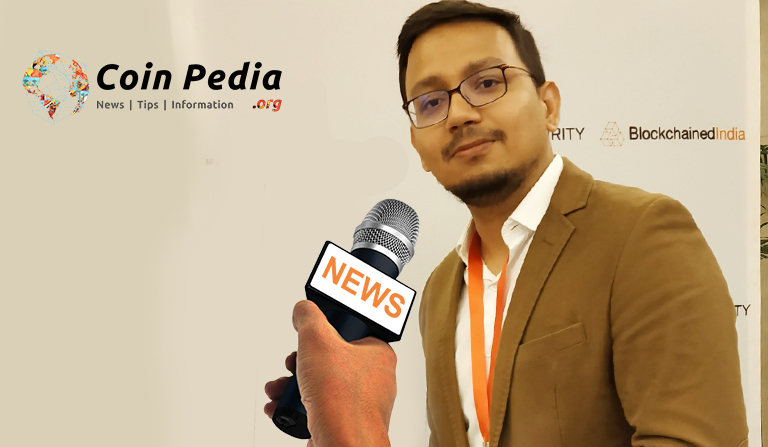 Coinpedia's Exclusive Interview with Co-founder of Matic Network- Sandeep Nailwal