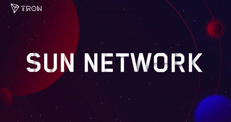 Tron launch sunnetwork
