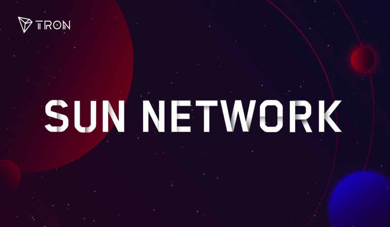TRON Launched the Testnet of Its Side Chain Solution - Sun Network