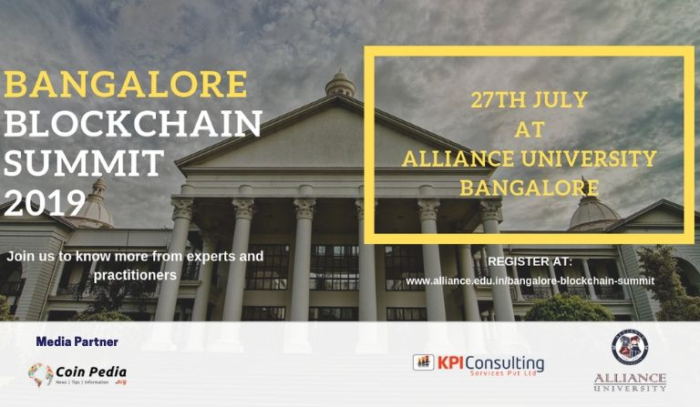 Bangalore Blockchain Summit 2019