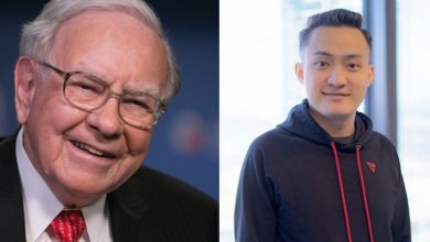 Photo of Crypto Pioneer Justin Sun Bids $4.57 Million for Lunch with Warren Buffett