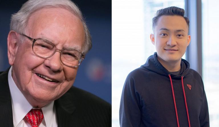 Crypto pioneer Justin Sun Bids $4.57 million for lunch with Warren Buffett