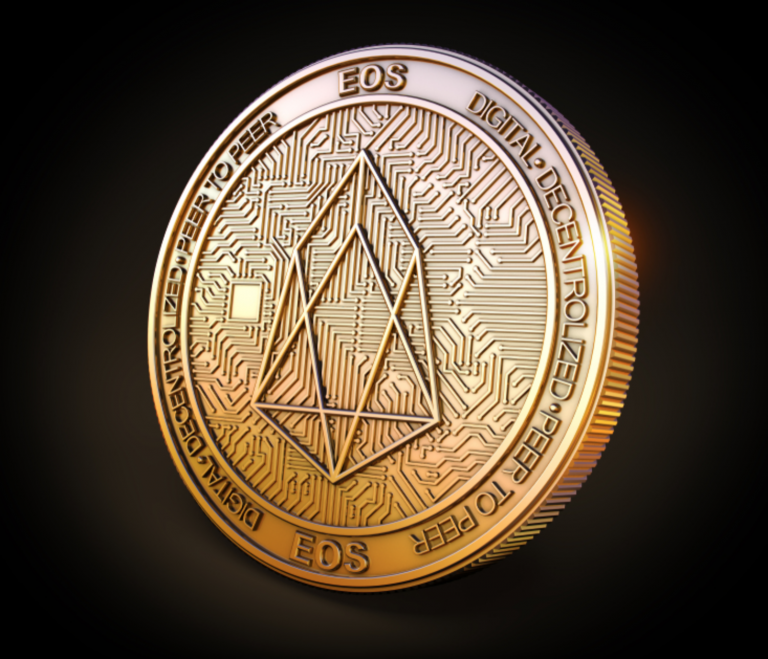 EOS price 12% High, Awaiting Block.one's Announcement