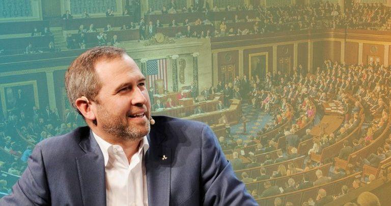 Ripple CEO Brad Garlinghouse Open Letter to Congress