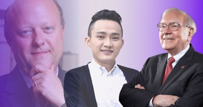 Justin Sun invites Circle CEO, For His Lunch With Warren Buffet