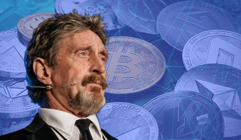 Altcoins like MTC and Apollo will rise 10X says, John McAfee