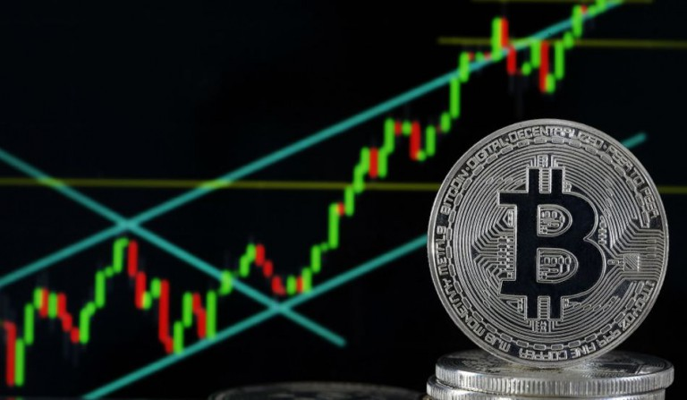 Bitcoin Price Surges as US Stock Futures Recovers