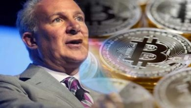 Photo of Peter Schiff questions the security of the Bitcoin-Based loan