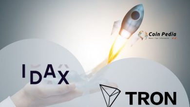 Photo of IDAX Lists TRX, 49 Billion WIN Tokens Airdropped To TRX Holders