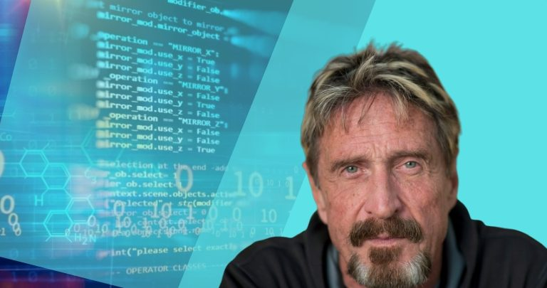 John McAfee and Privacy Coins