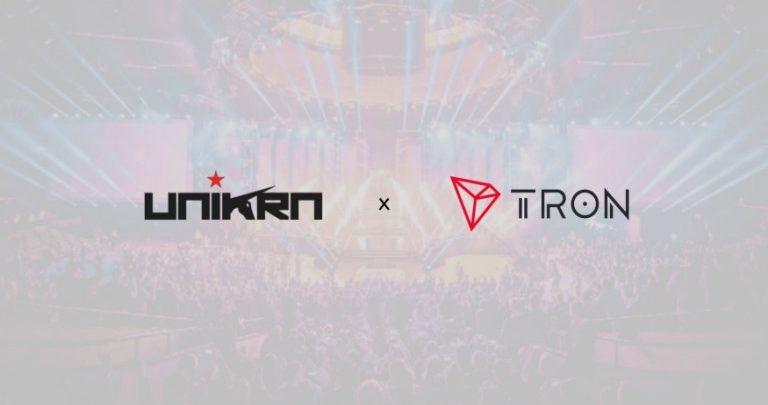 tron and unikrn