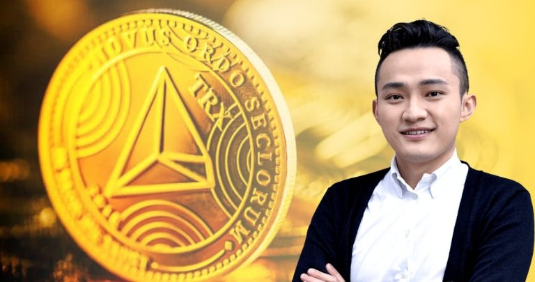 Tron and Justin sun