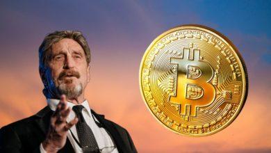 Photo of Bitcoin Waking Up Again Says, John McAfee
