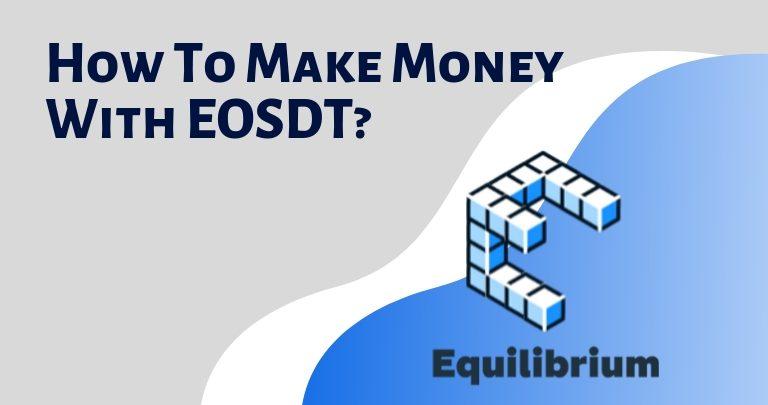 EOSDT stable coin