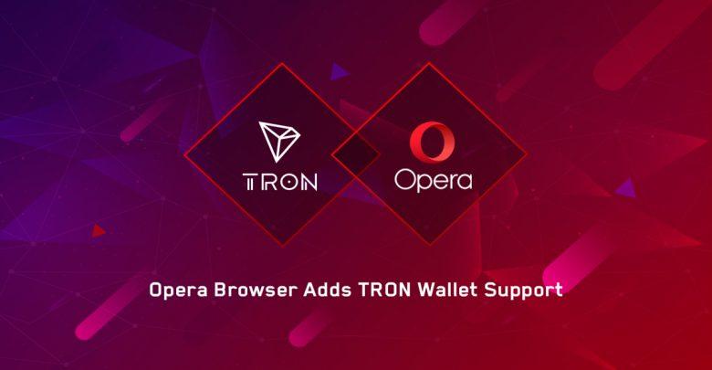 Tron and Opera