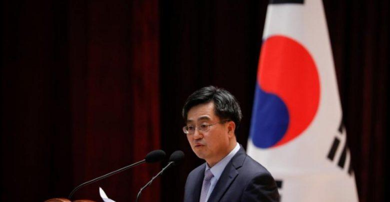 south korea finance minister