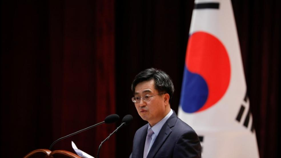 S. Korea's Economic Growth Slower by 0.4%, says Finance Minister
