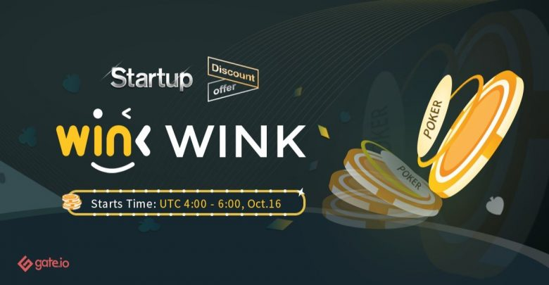 Gate io exchange and Wink