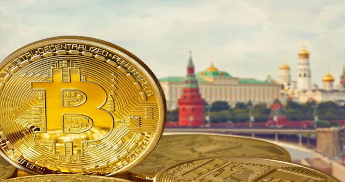Russia Central Bank says 'No Obvious Need For' national cryptocurrency