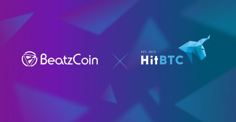 Beatzcoin on HitBTC